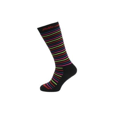 Blizzard Allround socks Jounior black-rainbow