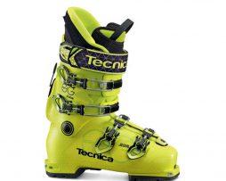 All tecnica adn blizzard ski boots