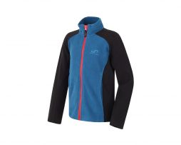Fleece Hannah Oggie JR blue-anthracite