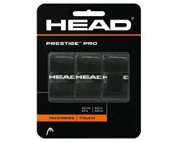 Head Prestige Pro Overgrip, Μαύρο