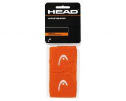 "Head Wristbands 2.5"" πορτοκαλί"