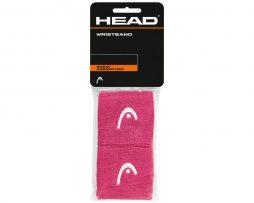 """Περικάρπια Head Wristbands 2.5"""" ροζ"""