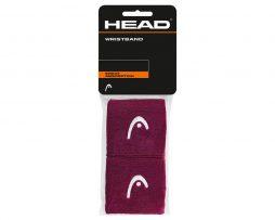 """Περικάρπια Head Wristbands 2.5"""" μωβ"""