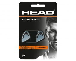 Head XTRA Damp Μαύρο