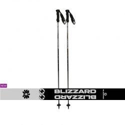 Blizzard ski poles Sport black